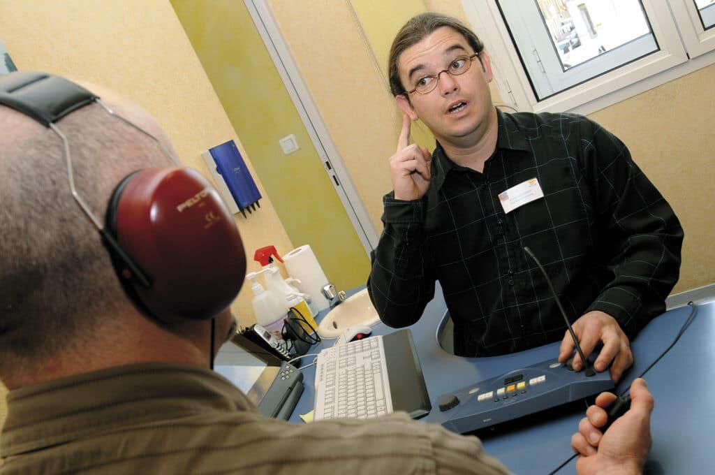 trouver audioprothésiste