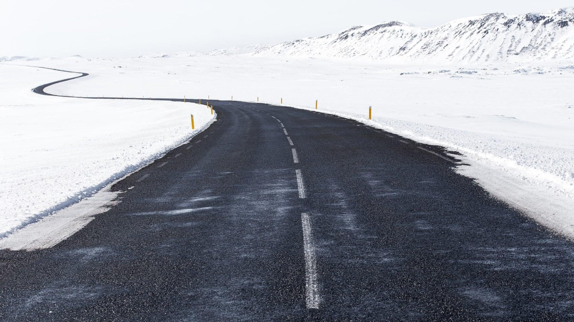 Sécurité routière : la loi Montagne au profit d'une meilleure sécurité en hiver