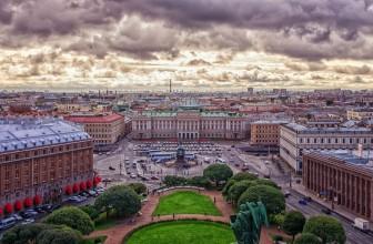 Comment faire pour aller à Saint-Pétersbourg ?