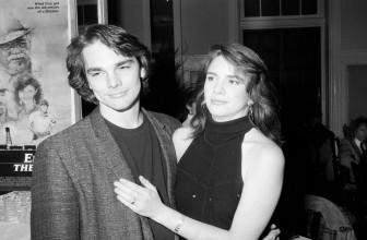 Bo Brinkman, le premier mari de Melissa Gilbert, ne s'est pas présenté à sa baby shower parce qu'il était parti sur une cintre