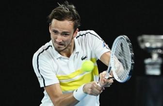 Daniil Medvedev : actu et biographie du joueur de tennis
