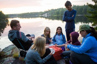 Comment organiser un voyage au Canada avec des enfants