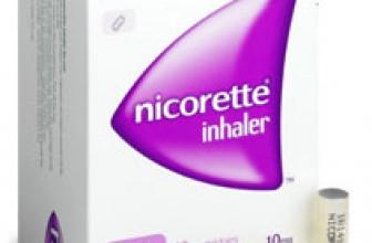 Inhalateur nicorette ou cigarette électronique ?