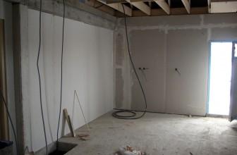 L'isolation des murs, des combles et de la toiture : un travail qui demande de la minutie