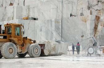 Le marbre de Carrare, un minerai exceptionnel
